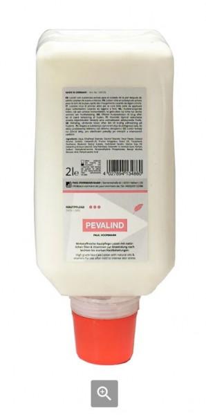 Pevalind Hautpflege-Lotion 2000ml Softflasche PEVA