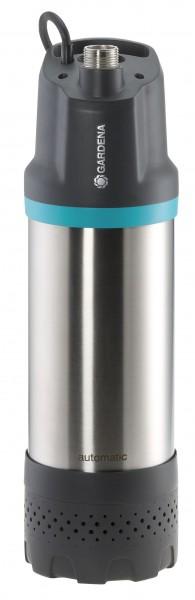 GARDENA Tauch-Druckpumpe 6100/5 inox automatic