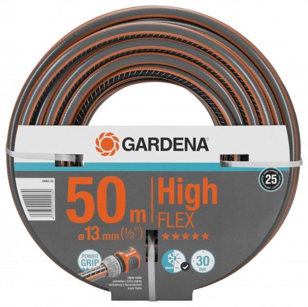 GARDENA Comfort HighFLEX Schlauch 10x10, 13 mm (1/2''), 50 m, ohne Systemteile