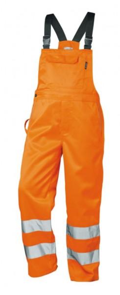 Warnschutz-Latzhose Kurt 2271 Farbe: Orange Größe: 48