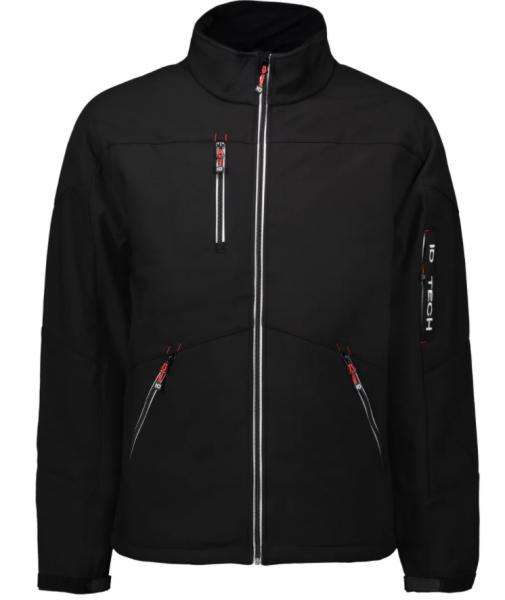 Softshell Jacke 48059 schwarz Pionier Workwear