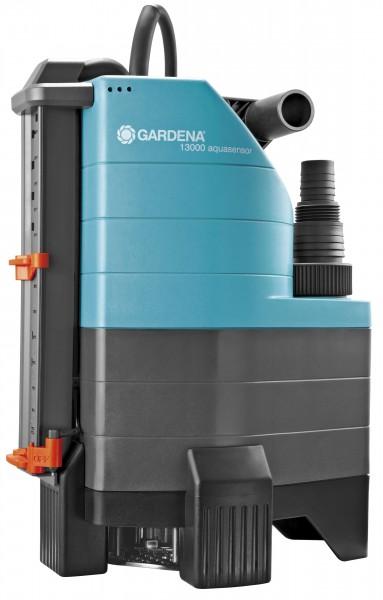 GARDENA Schmutzwasser-Tauchpumpe 13000 aquasensor