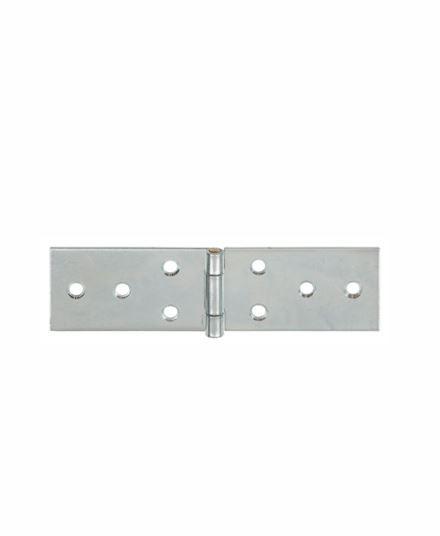 Tischband breit, verzinkt DIN Scharniere, Möbelscharnier, Möbelband