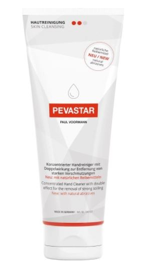 Pevastar Soft Handreiniger 250ml Tube PEVA