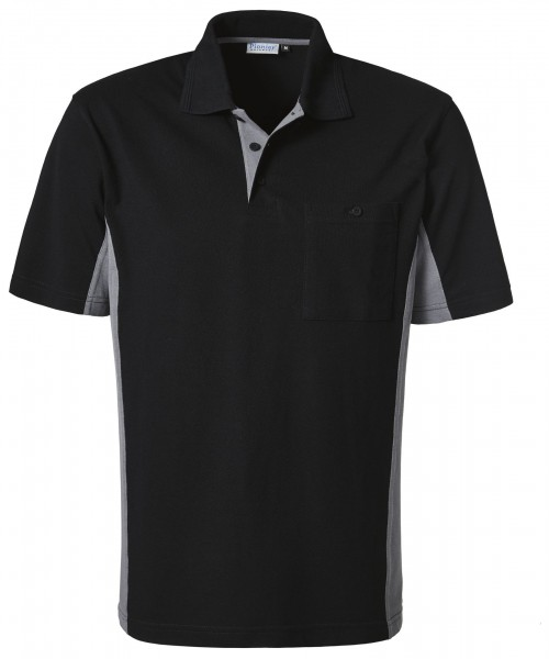 Polo-Shirt 2-farbig 5109