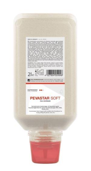 Pevastar Soft Handreiniger 2000ml Softflasche PEVA